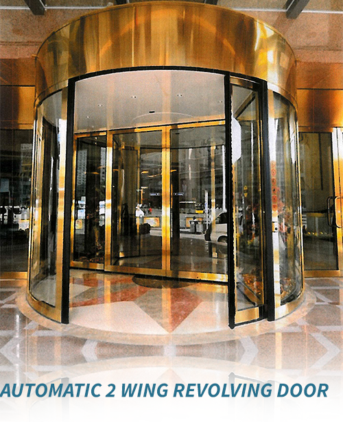 Product Code Custom & Revolving Doors - Flow Systems Manufacturers
