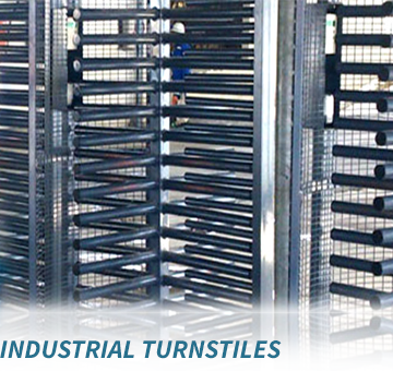 Access Control Turnstiles Flow Systems Manufacturers