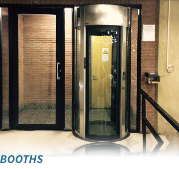 Access Control Booths