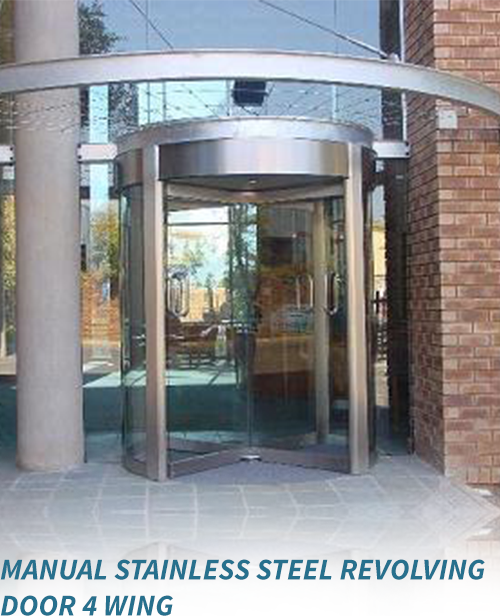 Revolving doors flow systems manufacturers