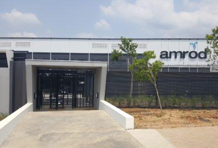 Amrod Industrial Turnstile